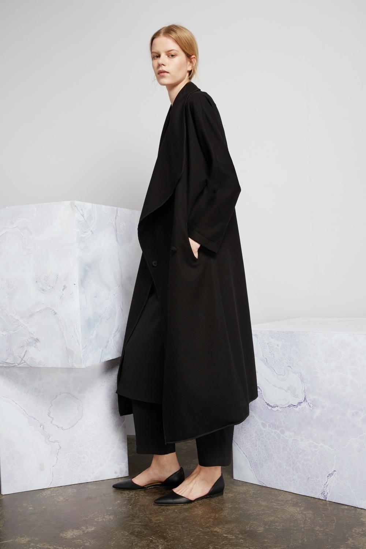 Cerulean coat