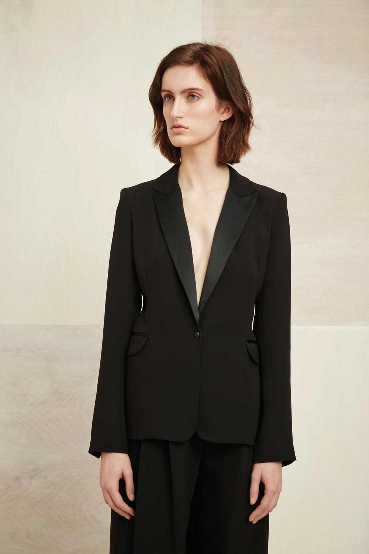 Welton tuxedo jacket
