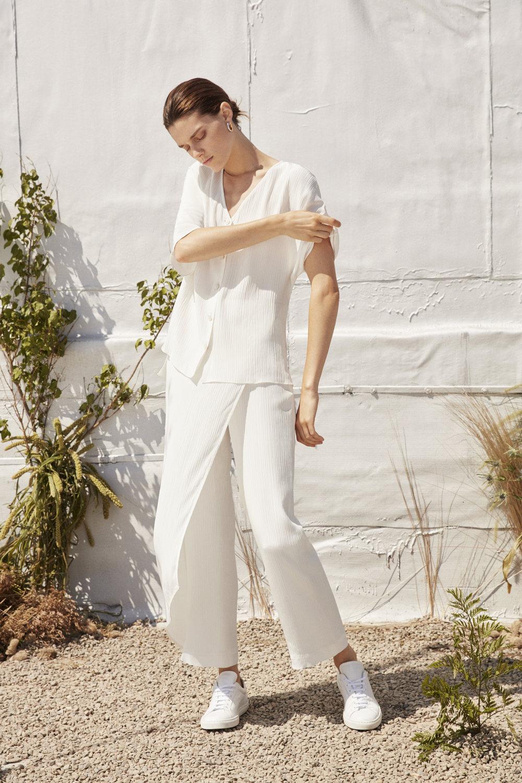 Kuma top, Azuma pants