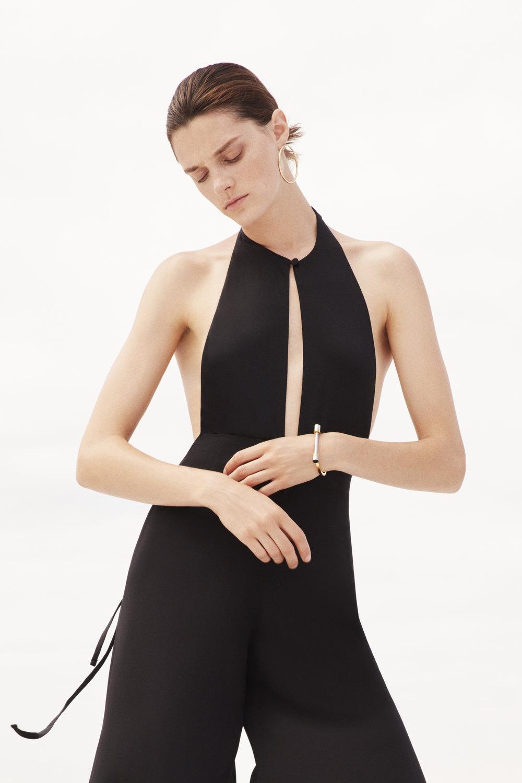 Cirene bodysuit, Philon pants