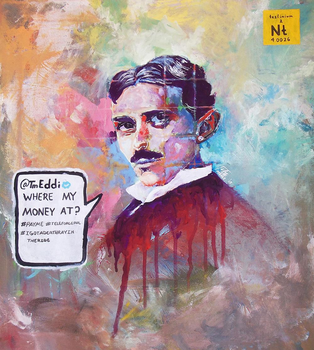 Noble Gases: Nikola Tesla