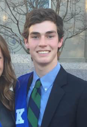 Jonathon Murray - This week's Featured Rag of the Week is Jonathon Murray. Jonathon is from Sugarland, Texas and is majoring in Supply Chain Management. This semester Jonathon is serving as the Internal Auditor. His favorite KOT memory is from Mission Trip his freshman year.