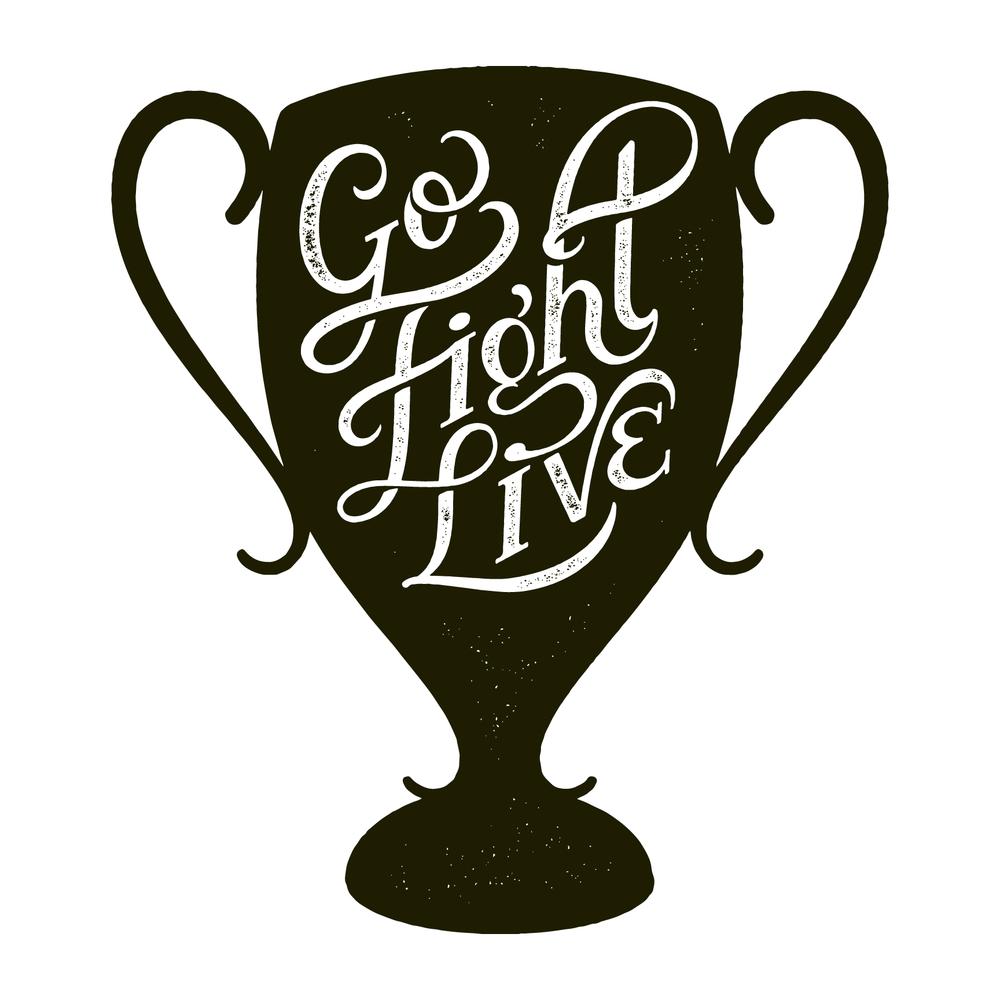 """Go Fight Live"" Final Design"