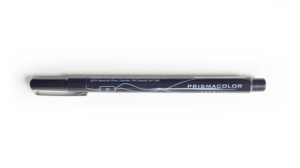 Prismacolor Premier B Brush Pen