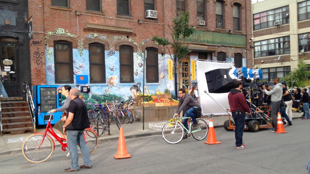 Younger Promo Street Scene