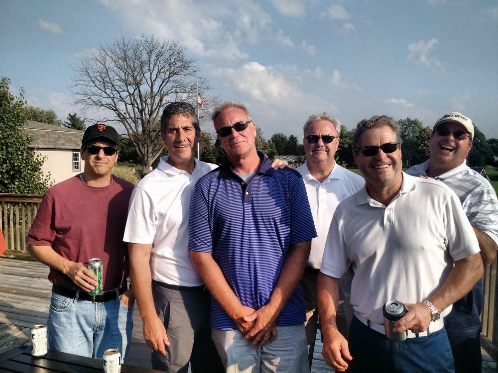 Jeff Craig, Mark Kugar, Mark Eaton, Tom Dyer, Tim Miller, Howard Baetzhold