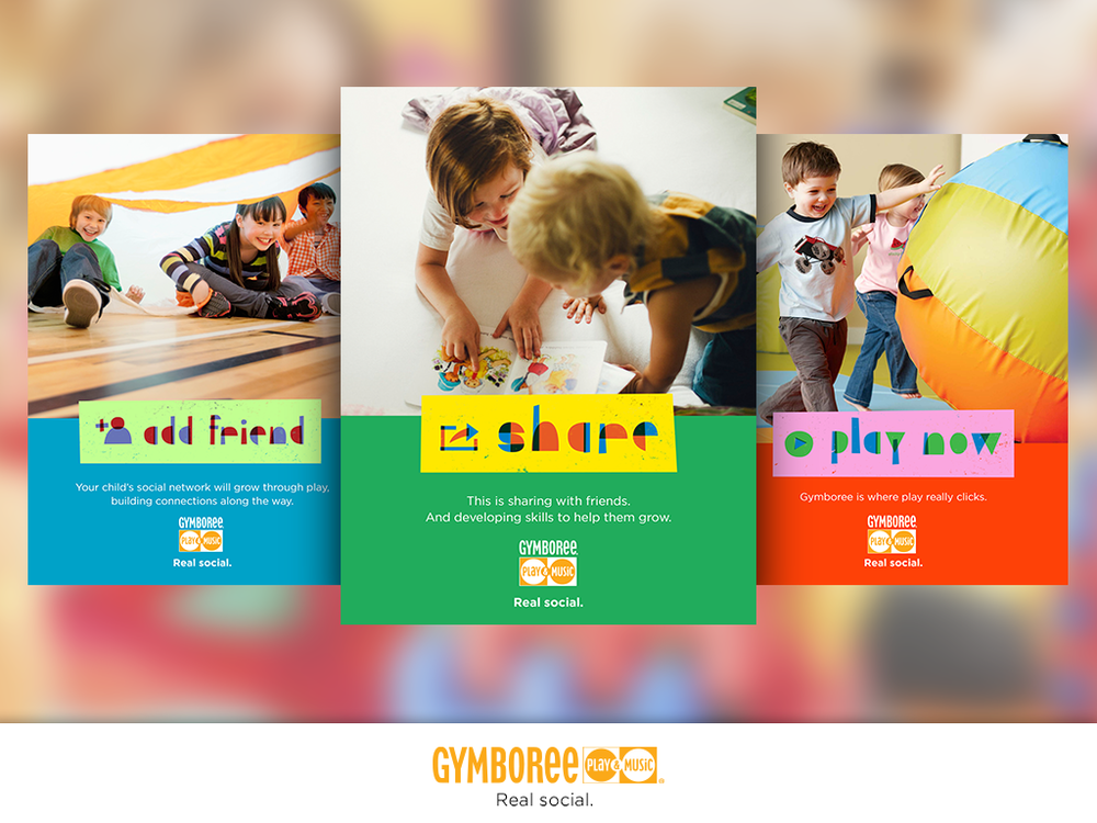 Print ads designed for PARENTS Magazine.