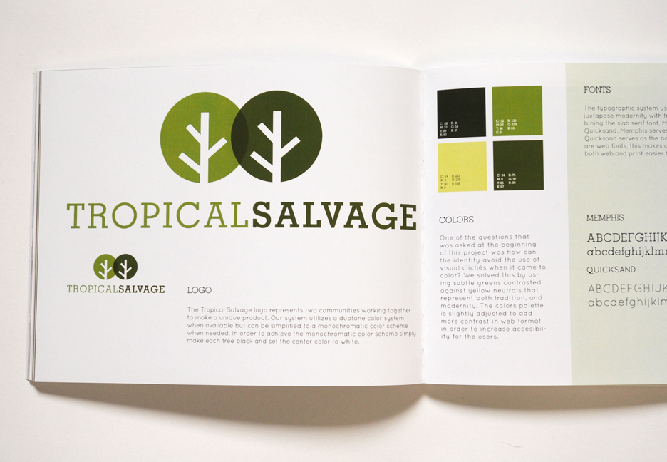 Tropical Salvage