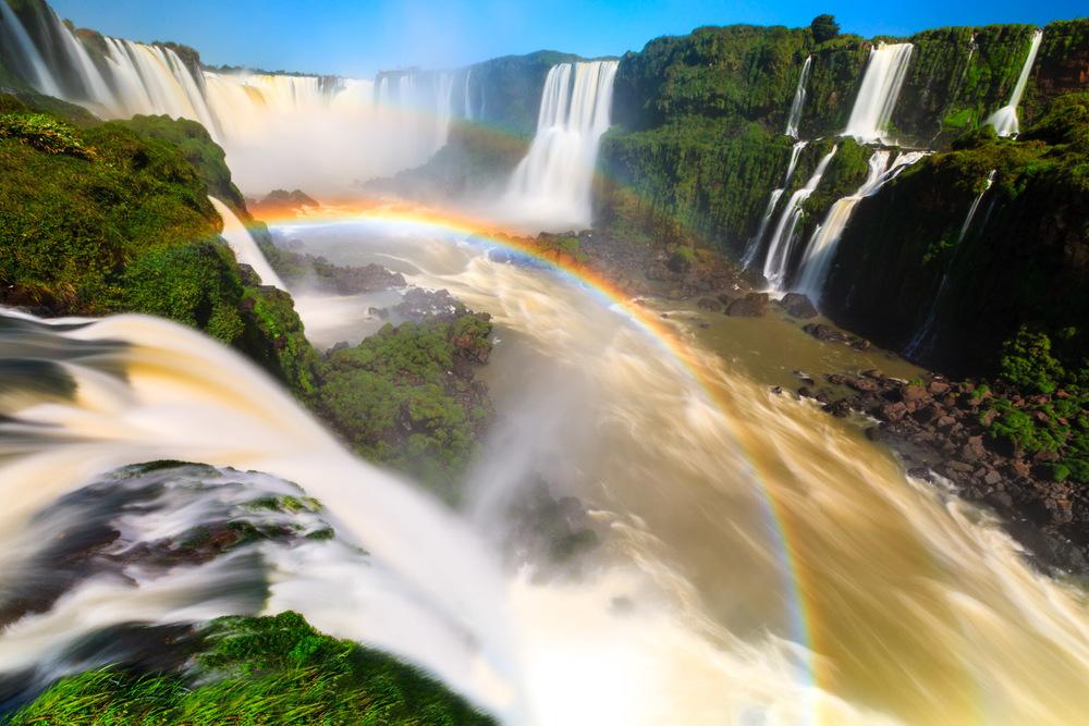 Iquassu Falls, Brazil