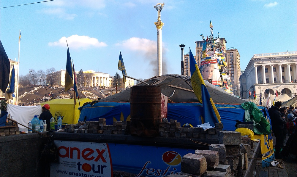 A Mongolian yurt at Maidan