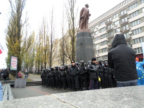 Protecting Lenin
