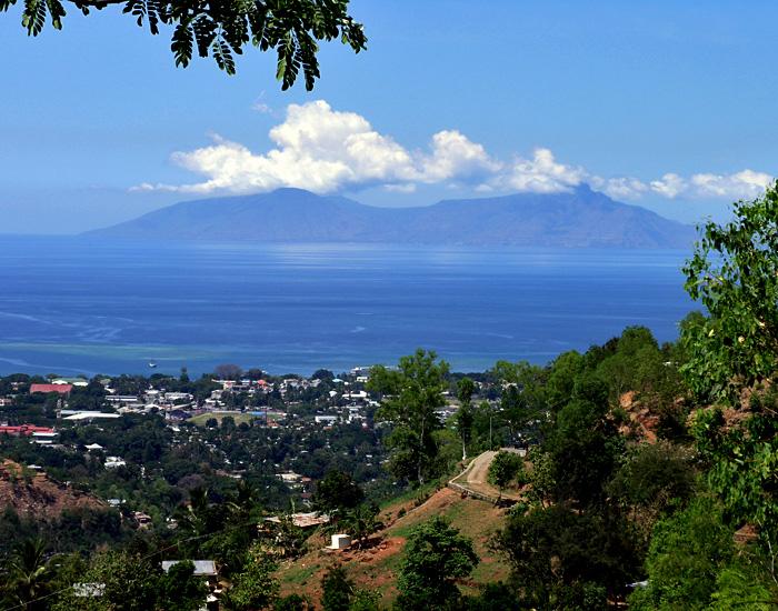 Dili and Atauro Island. Photo: Nick Hobgood on Flickr.