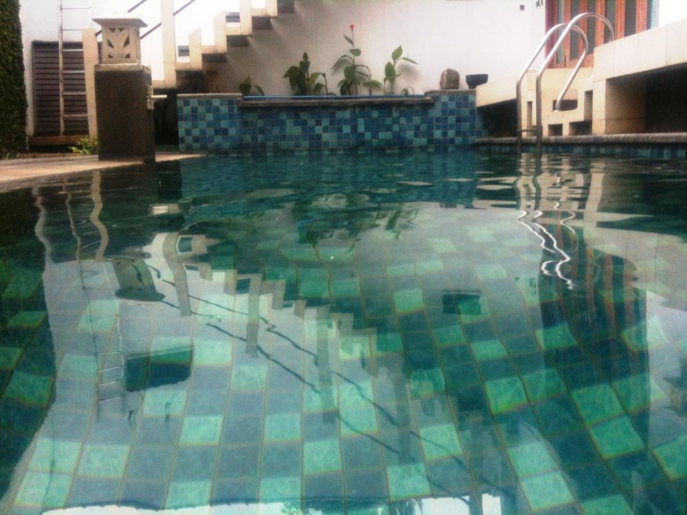 Swimming Pool in Jakarta