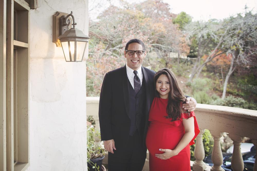 DAY 31- At Stephanie & Manny's wedding.