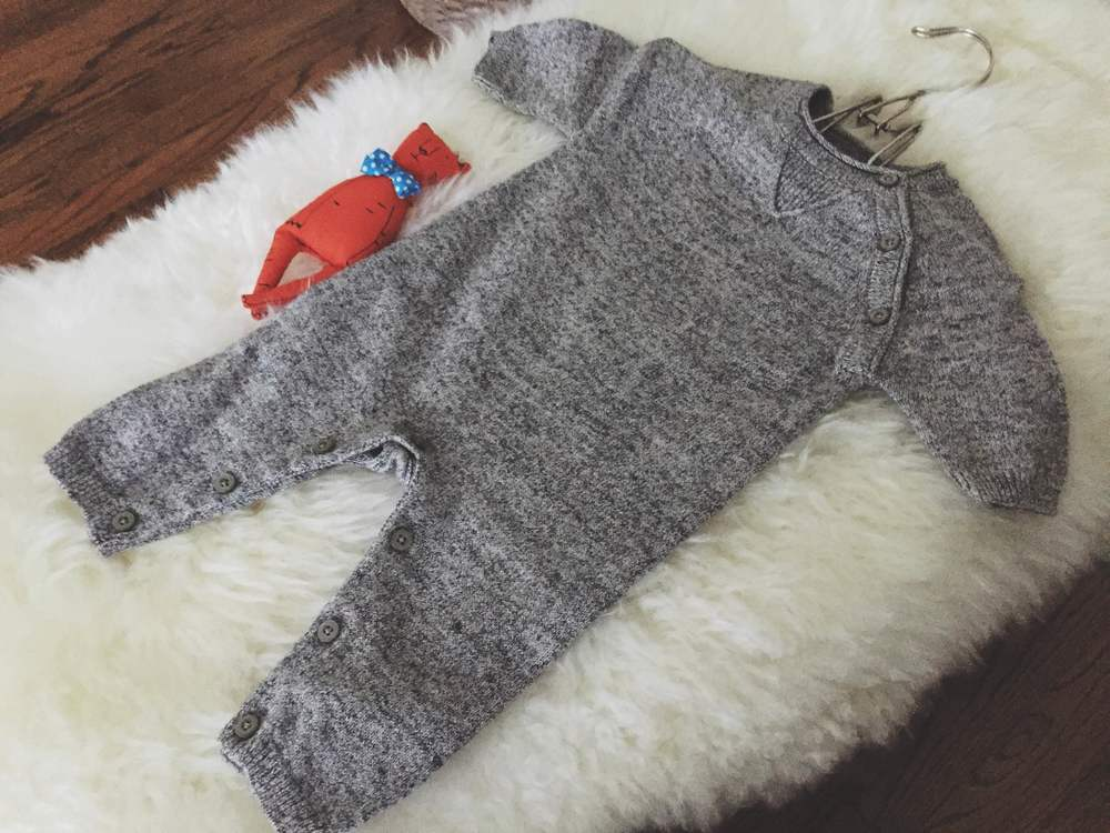 DAY 51- Spent most of the day washing all of Sebastian's new born clothing. This will be his take home outfit. I cant wait to see him in it.
