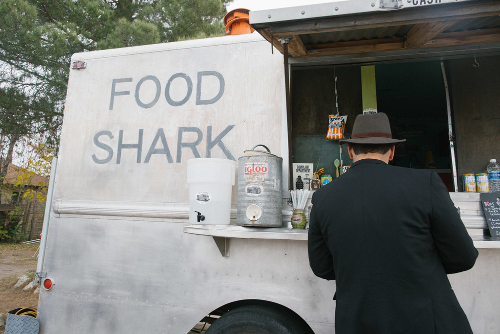 Food Shark, recommended by Beyonce!