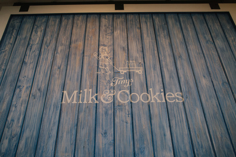 Finally got to try Milk & Cookies, they did not dissapoint.