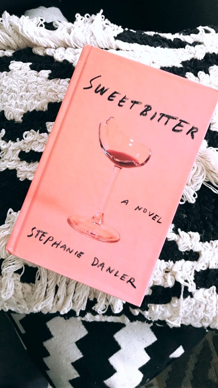 Sweetbitter by Stephanie Dangler, can't wait to dive in.