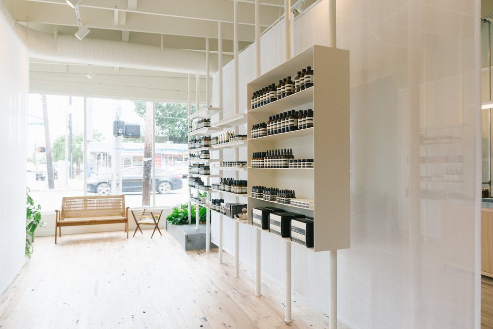 Aēsop is now open!