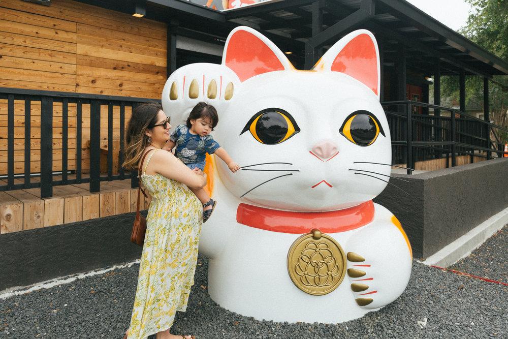 Ramen at Tatsu-ya.