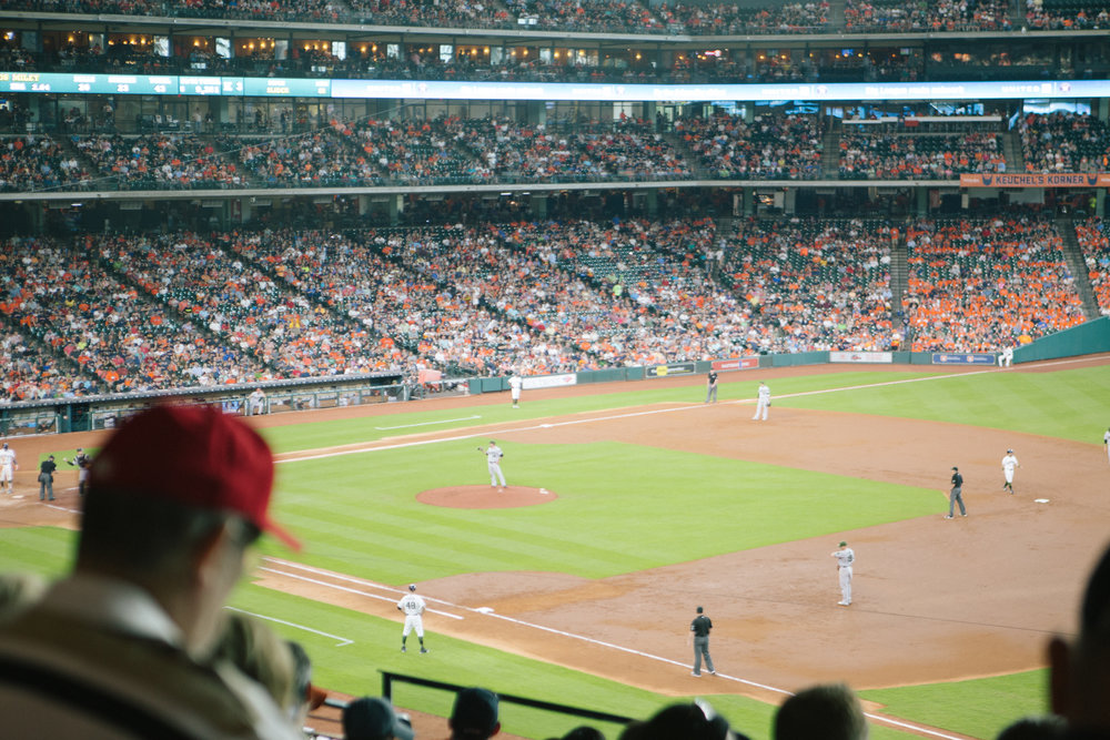 The Astros -