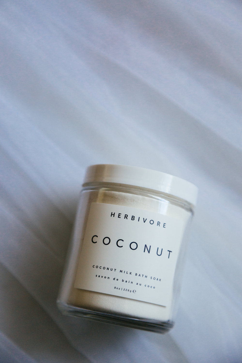 Can't wait to try  HERBIVORE'S  coconut milk bath this weekend!