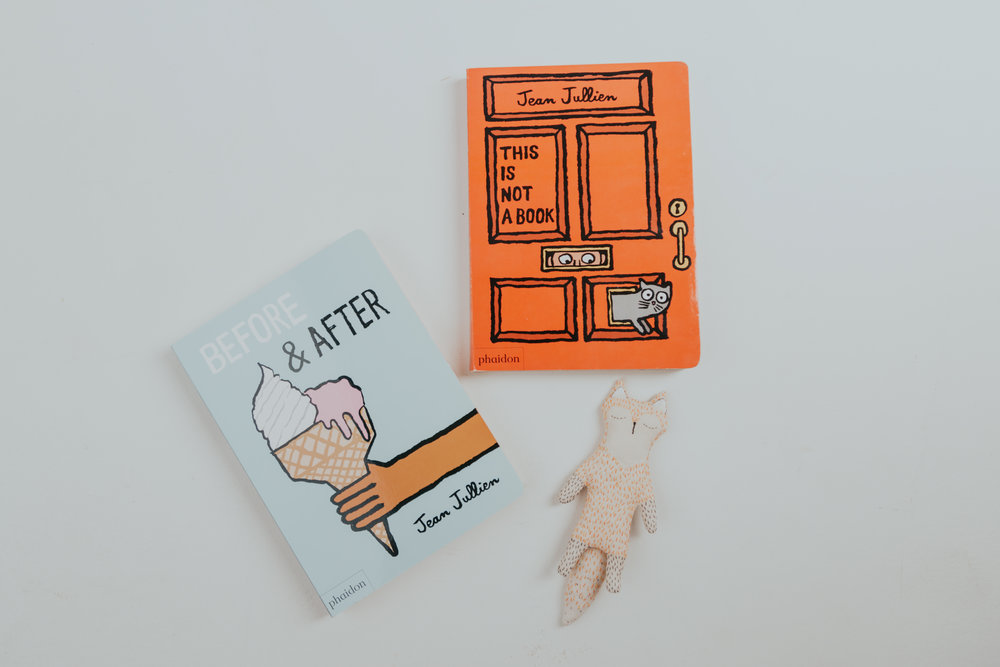 The illustrations in these books are incredible. Jean Jullien also sells prints and some apparel. Check it out   here  .