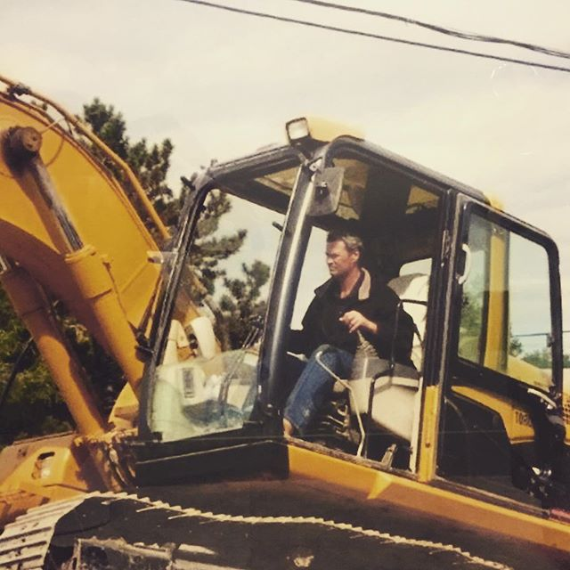 #construction#operator#excavation#cat#local#wmpetrie#petrie