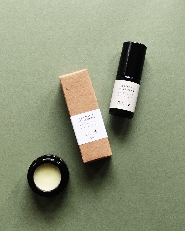 botanical perfume no. 4