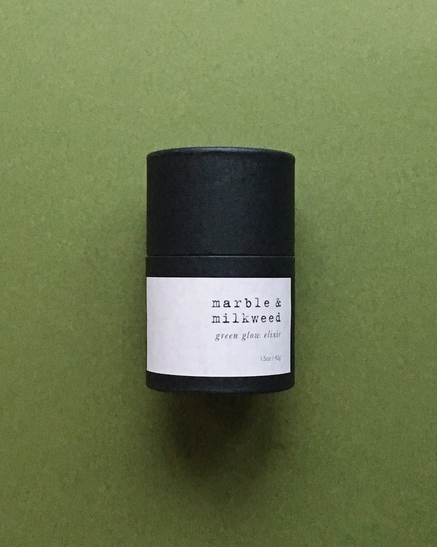green glow elixir tea blend