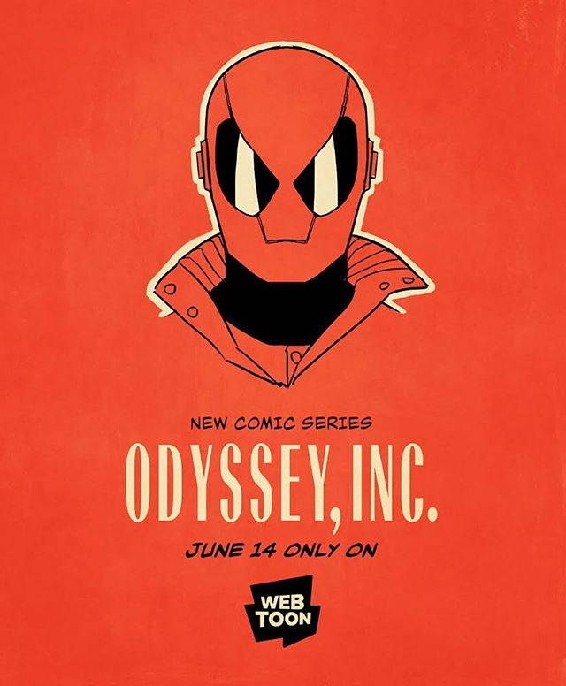 🔥🔥🔥ODYSSEY, INC. DROPS JUNE 14 ▫️ I'm releasing my new comic series for FREE on Webtoons on June 14, 2019. ▫️ This series has been years in the making and is something my heart has been calling me to do for a long time. ▫️ 👇Drop a comment below if you are interested in reading the comic when it drops on June 14 👇👇👇