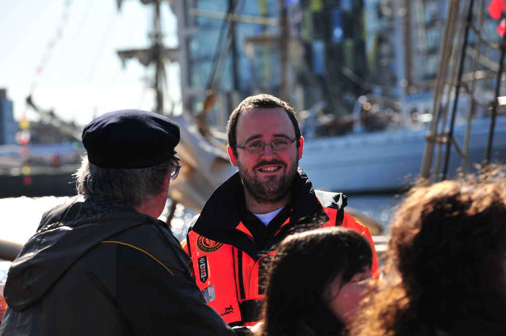 Dublin Tall Ships 2012