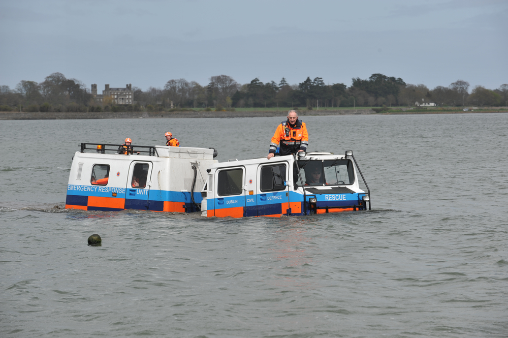 Malahide Flood Exercise 2013