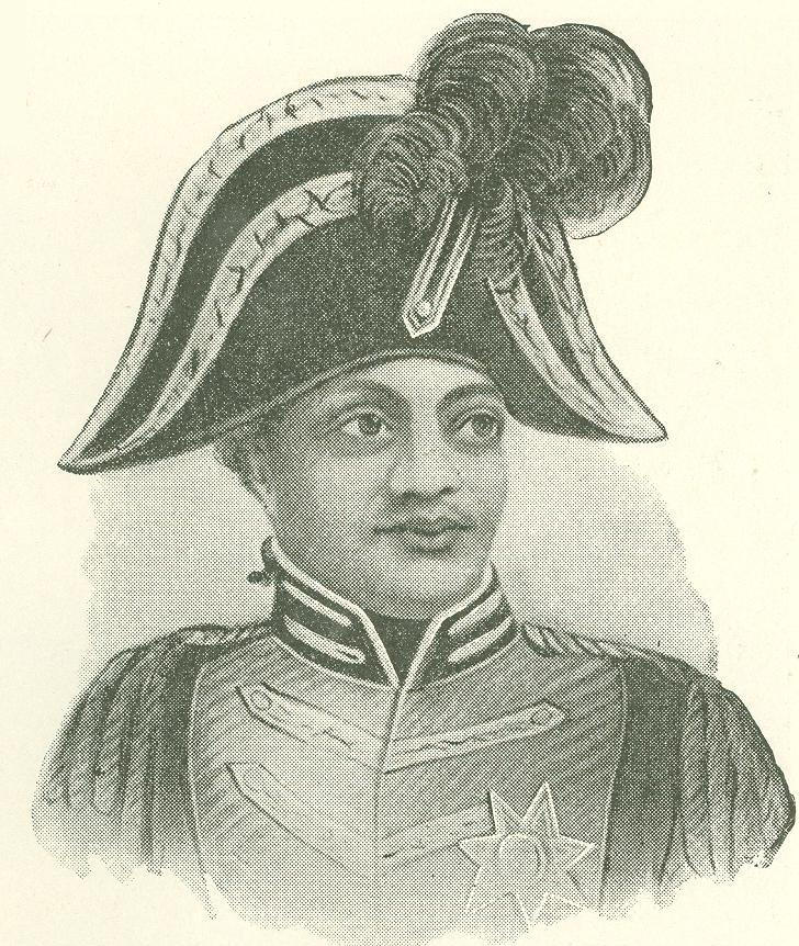King Henry Christophe. Photo credit: http://www.digitalhistoryproject.com/2012/03/king-henry-christophe-i-haiti-sans.html#more