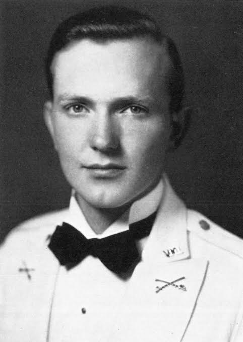 My grand father Rudolph Jules Weiss, VMI Cadet 1939