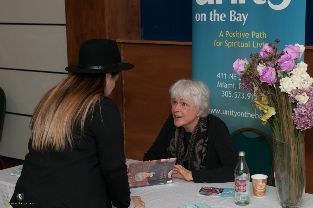 AN EVENING WITH BYRON KATIE - JANUARY 31, 2015