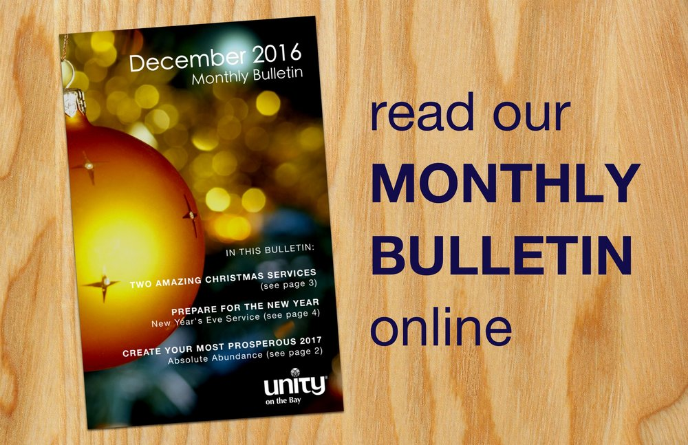 Click the image above to view the December 2016 Bulletin online.
