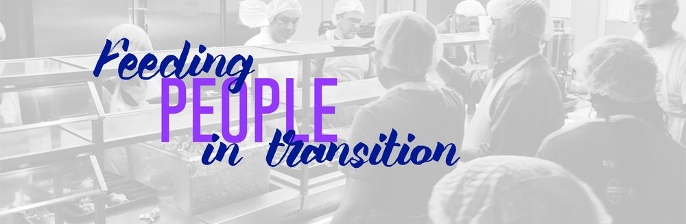 Feeding People In Transition Banner