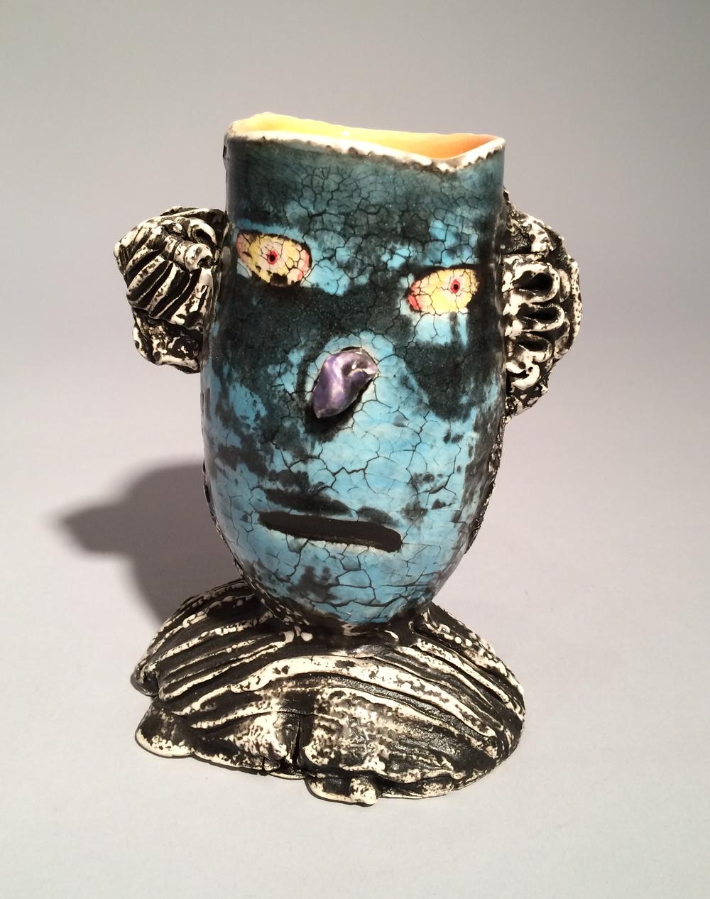 Andy Nasisse, Cup, ceramic, Sherrie Gallerie