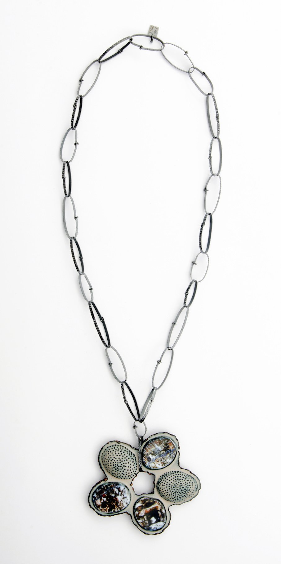 Kathleen Browne, Repair, necklace