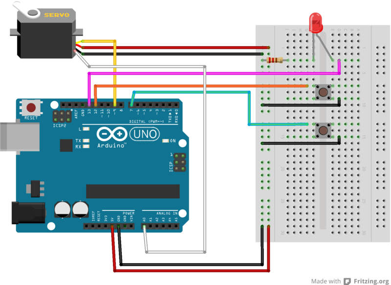 Circuit's draw, excerpted from Adafruit's tutorial