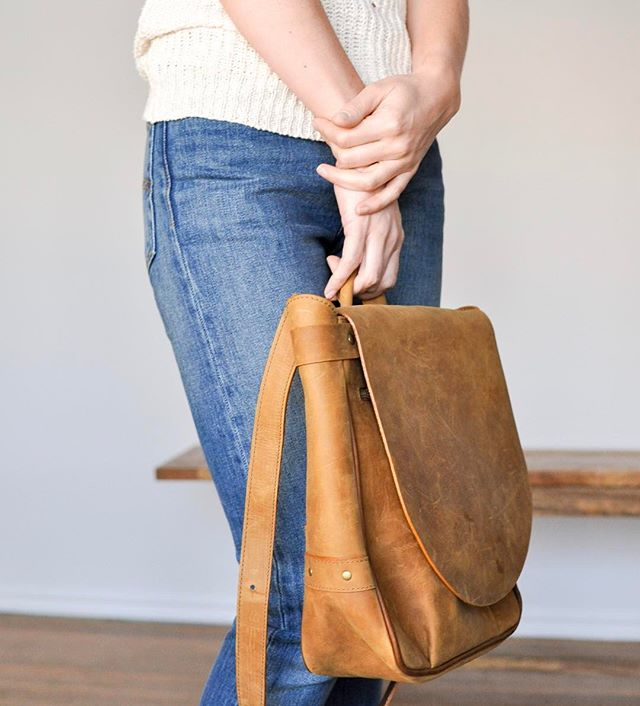 that one bag that goes with all your spring looks |  the messenger
