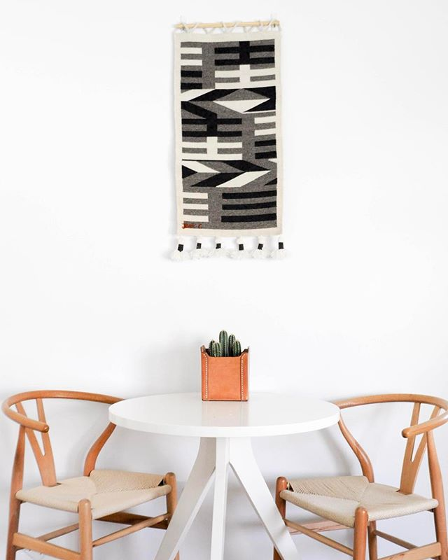 A small and limited collection of Wall Hangings just hit the shop |  expertly crafted by master weaver Jose Cotacachi in a small town located deep in the mountains of Ecuador