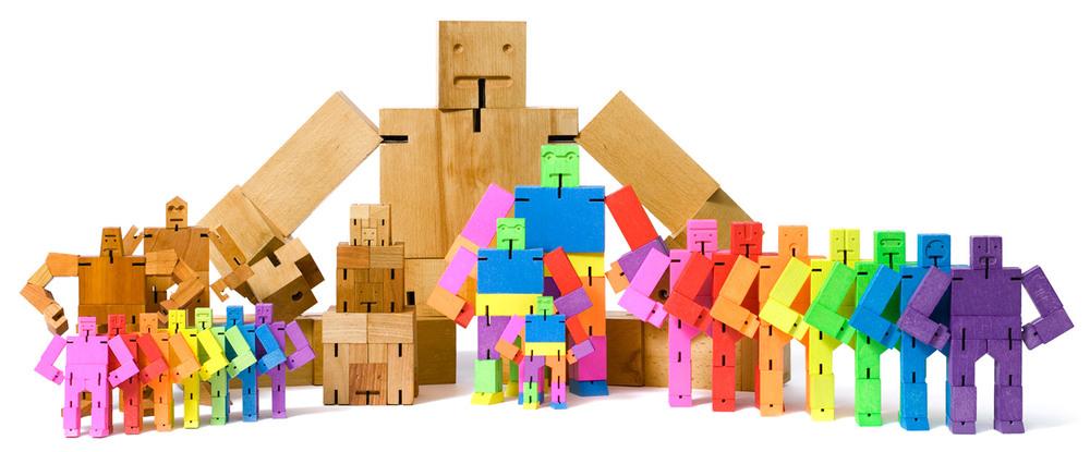 Cubebots