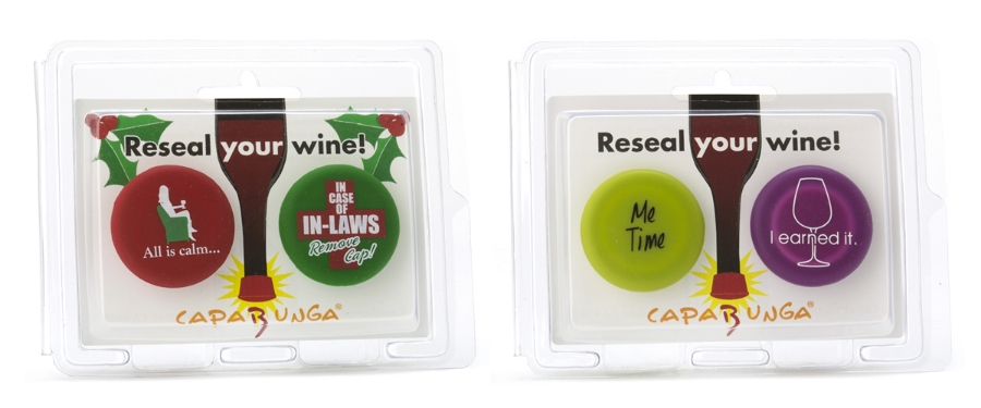 Reusable Wine Caps