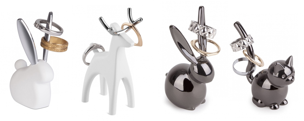 Whimsical Ring Holders