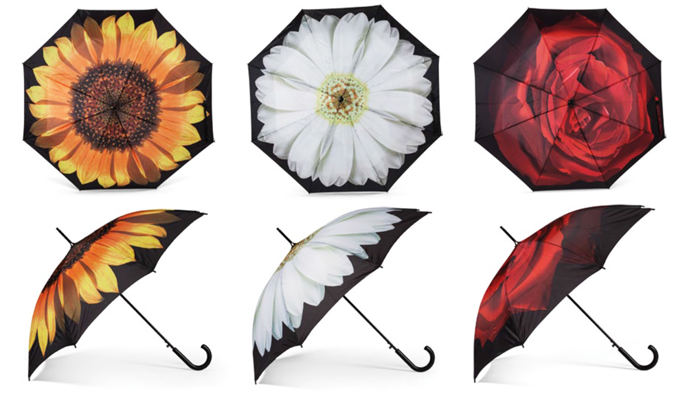 Flower Umbrellas
