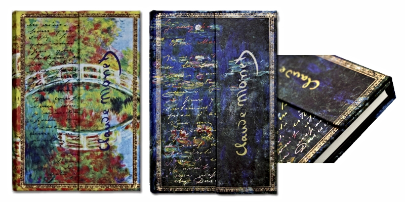 Claude Monet Journals
