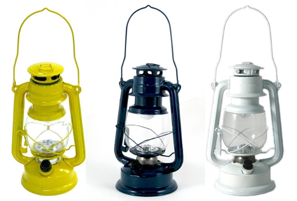 Hurricane Lanterns