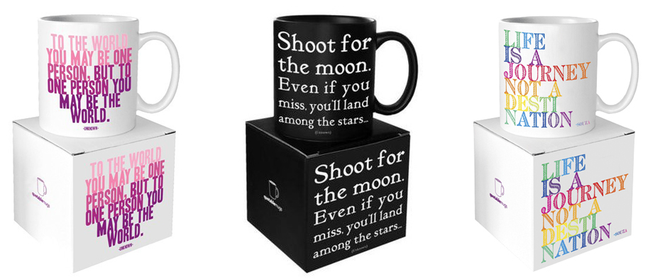 Quotables Mugs